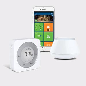 termostate inteligente de la Salus